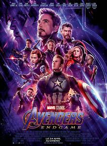 AVENGERS-ENDGAME-Affiche-cinema-40X60-120x160-Movie-Poster