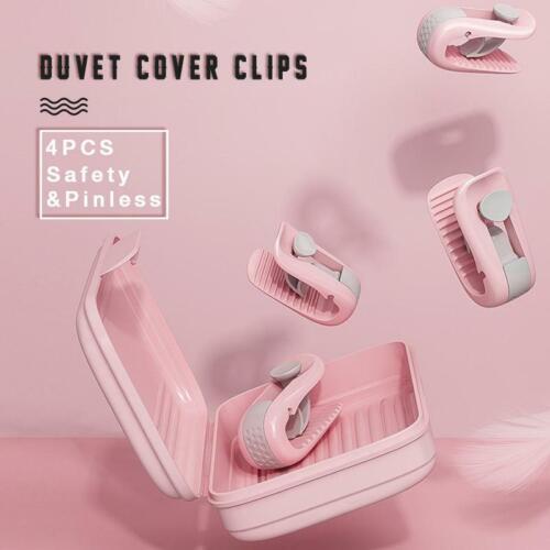 Duvet Cover Clips 4pcs