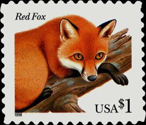 Fox Stamp