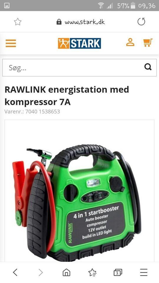Andet biltilbehør, Rawlink