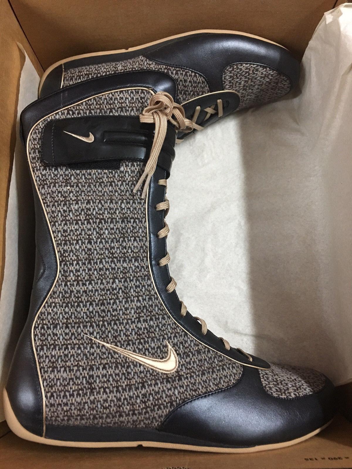 femmes Nike High Hypnotize Stiefel retro Vintage High Nike Gr:40,5 US:9 Schwarz Sail NEU 7a60ad