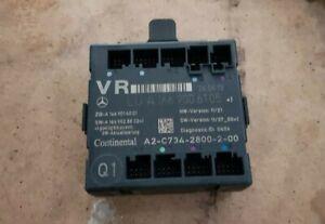 MERCEDES-A176-A246-W166-DOOR-CONTROL-MODULE-A166-900-61-05