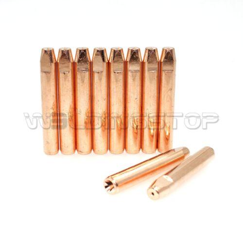 """10pcs Bernard MIG Welding Gun Torch Contact Tips 1589 0.035/"""""""