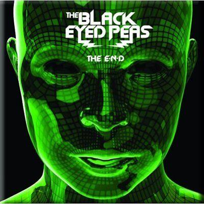 Black Eyed Peas Fridge Magnet Calamita The End Official Merchandise