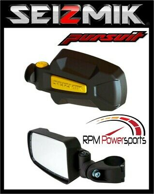 "Seizmik Pursuit Side View Mirror 2/"" Roll Cages 18072"