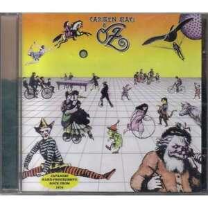 carmen maki & OZ - same ( JAP 75 ) - CD - Deutschland - carmen maki & OZ - same ( JAP 75 ) - CD - Deutschland