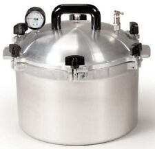 New All American 1915x Stove Top Autoclave