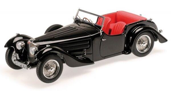 Bugatti Tipo 57SC Corsica Roadster  Nero    1938 247d0a