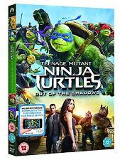 Teenage Mutant Ninja Turtles: Out of the Shadows (with Digital Download) [DVD]