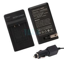 Battery Charger for Pentax D-LI78 Optio M50 M60 V20 W60 W80