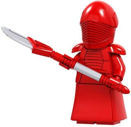 Star Wars Elite Praetorian Royal Guard Custom Lego Mini Figure Sheev Clone Wars