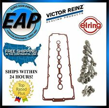 For BMW 3 5 Series Z4 E60 E90 OEM Valve Cover Gasket with Bolt Screw Set NEW