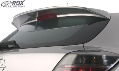 RDX Dachspoiler OPEL Astra H GTC Dach Spoiler Heck Flügel Rear Wing Tuning