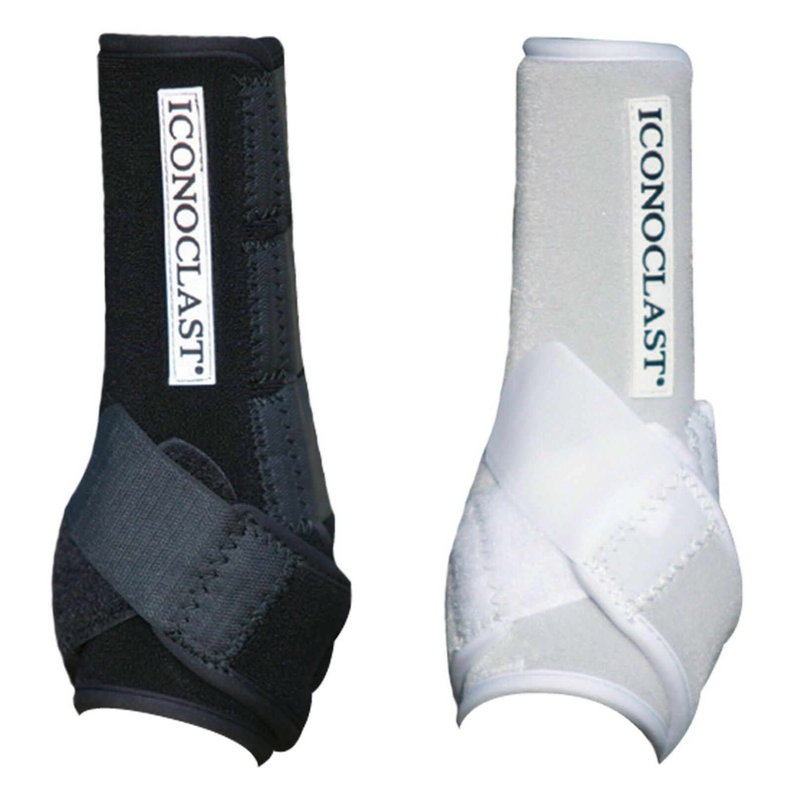 ICONOCLAST EQUINE SPLINT BOOTS FRONT AND  HIND  big sale