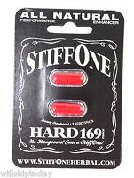 48 Pills Stiff One Hard 169 Sexual Performance Enhancer Dated 6-14