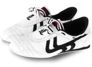 YG New Unisex Taekwondo Kung Fu Karate Tai Chi Training Shoes Footwear Sneakers8
