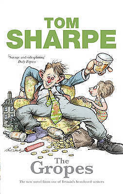 Very Good, The Gropes, Sharpe, Tom, Book