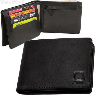 Delsey Best Leather Men's Wallet Flat Purse Wallet Briefcase 3219110284973 | eBay