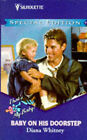 Baby on His Doorstep by Diana Whitney (Paperback, 1998)