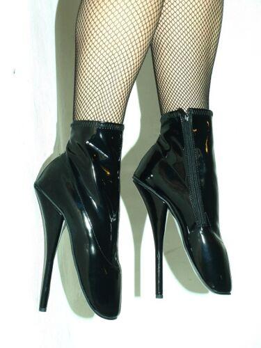 high heels stiefel lack pu  ballet  size 36-47  heel 21cm POLAND