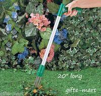 Easy Release Lawn Yard Garden Weeding Weed Dandelion Root Puller 20 Stick Tool