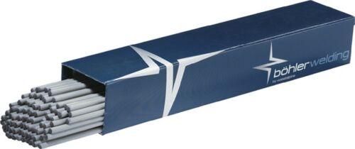 Böhler Welding Stabelektrode Phoenix blau 2,5x250 mm niedrigliegert 275St.//3,5kg