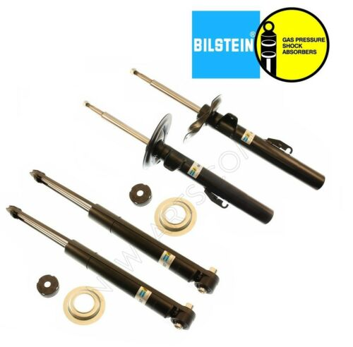 For BMW E38 7-Series Front Struts /& Rear Shocks KIT Perform Upgrade Bilstein B4