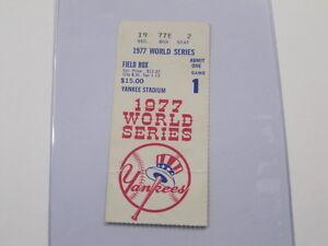 /& Scorecard Yankee Stadium 7-19-77 Bonus Autographs Best Offers FREE SHIPPING! 1977 Baseball All Star Game Official Programs 3