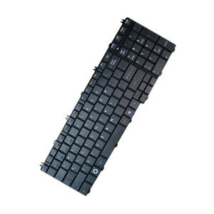 HQRP Keyboard for Toshiba Satellite L775D-S7332, L775D-S7335, L775D