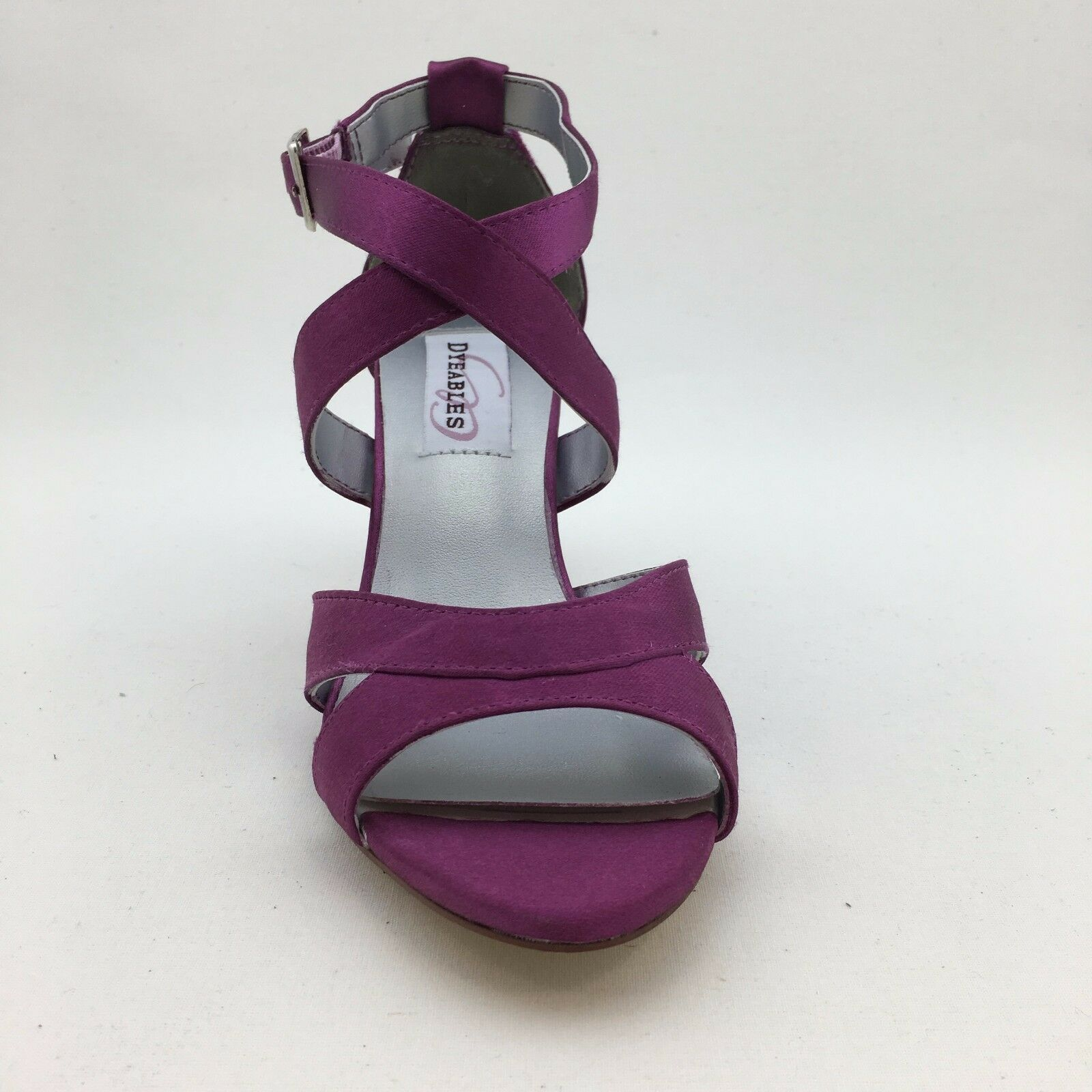 Dyeables Amber in Purple, Wedding Schuhes, Schuhes Wedding Heels, Wide Width Schuhes Schuhes, a1aba6