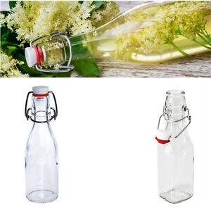 b gelflaschen glasflaschen mit b gel b gelverschluss flasche drahtb gelflasche ebay. Black Bedroom Furniture Sets. Home Design Ideas
