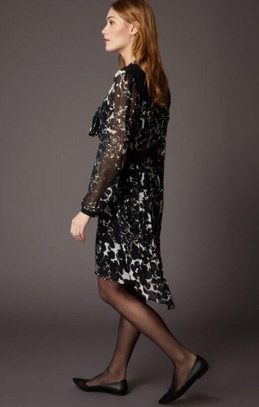 Beautiful Coast (size ) Adlina Shirt Dress , Mono BNWT