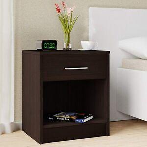 ✅ Comodino in legno Ciliegio con cassetto Elegante arredo per la camera letto