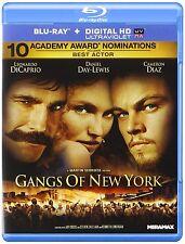 GANGS OF NEW YORK (Leonardo Dicaprio)  -  Blu Ray - Sealed Region free