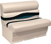 Premier Pontoon Furniture Wise Seating Bm1144986 36 Pontoon Bench Platinum/