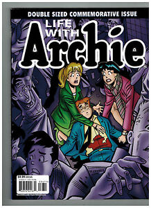 LIFE-WITH-ARCHIE-THE-DEATH-OF-ARCHIE-MAGAZINE-1st-Printing-2014-Archie