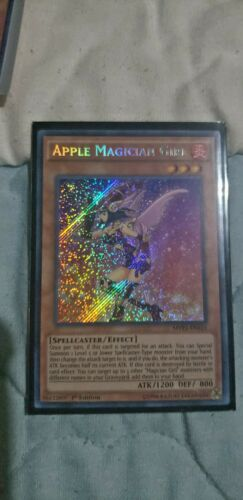 Apple Magician Girl Secret Rare 1st Edition MVP1