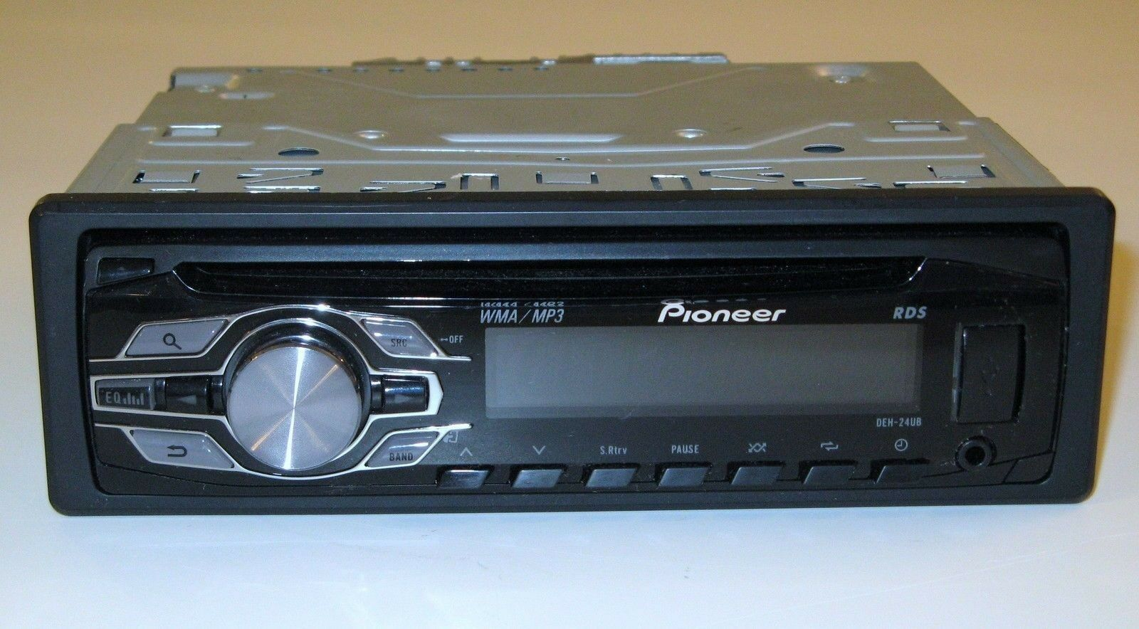 Pioneer Deh 2400ub Wiring Diagram 24ub Free For You Cd Player In Dash Receiver Ebay Rh Com Manual