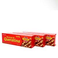 Embelleze Keratin Recharge Recarga De Queratina Cream, Damaged Hair, 3-pack