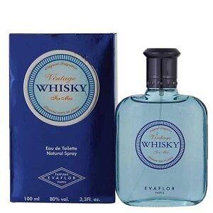 Evaflor Whisky Vintage 100 ml men edt Perfume