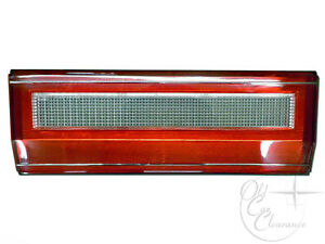 New-Old-Stock-1985-1986-1987-Lincoln-Town-Car-Backup-Light-Lens-E6VY15514A