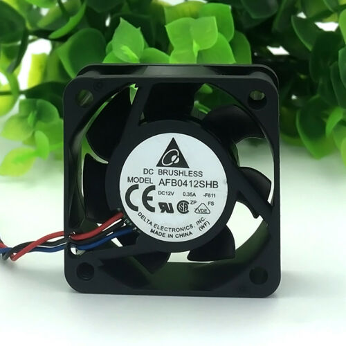 For Delta AFB0412SHB 4015 4cm 40mm DC 12V 0.35A axial cooling fan