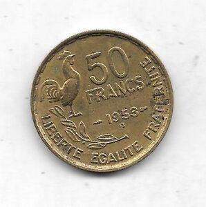 Discret 50 Francs 1953 B (pmc)