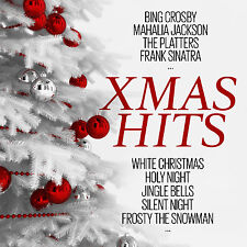 CD Xmas Hits di Various Artists con Bing Crosby, Frank Sinatra, Mahalia Jackson