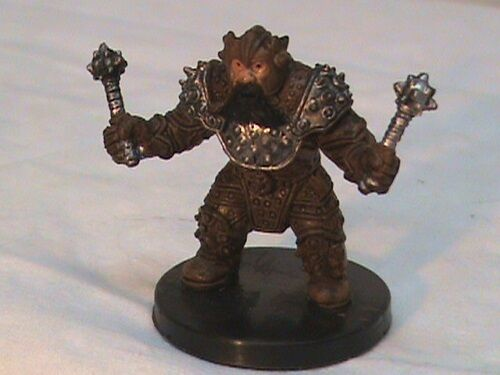 12 Boys /& Girls 2006  #16//60 Dwarf Battlerager C Unhallowed Dungeons /& Dragons