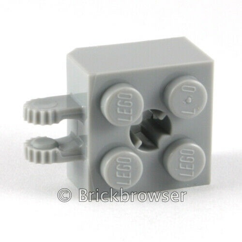 NEW LEGO Part Number 40902 in Med Stone Grey