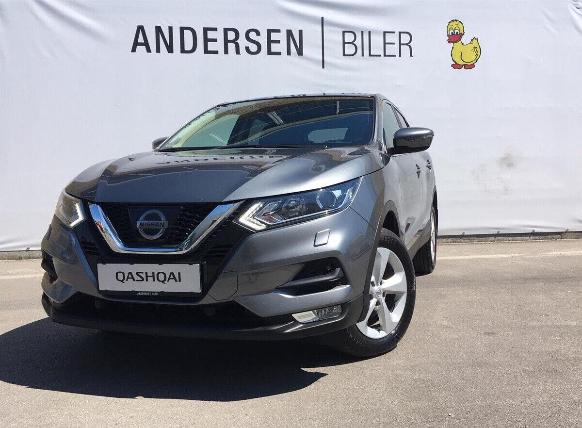 Nissan Qashqai 1,5 dCi 110 Acenta Connect 5d - 199.900 kr.