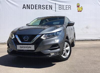Annonce: Nissan Qashqai 1,5 dCi 110 Acen... - Pris 199.900 kr.