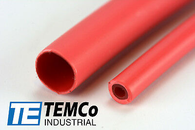 "6 Lot TEMCo 9//16/"" Marine Heat Shrink Tube 3:1 Adhesive Glue Lined 4 ft BLACK"