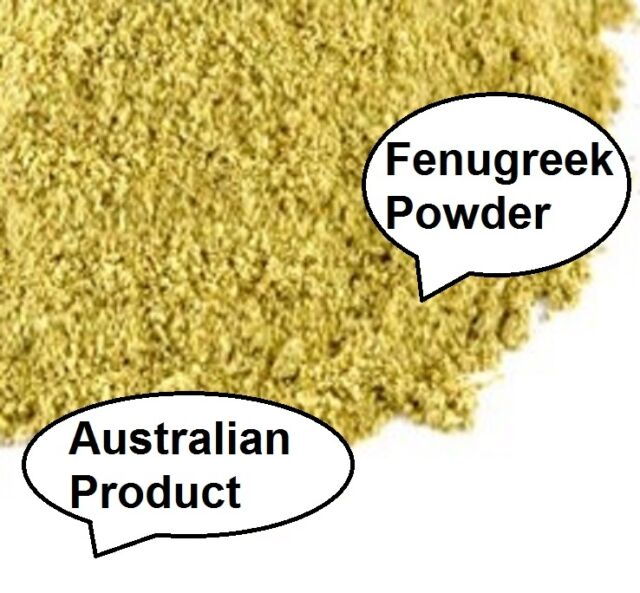 2kg Fenugreek Powder Methi Trigonella Foenum Graecum